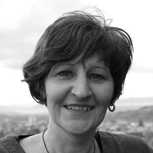 Foto-Portrait Marie-José Rosenwald