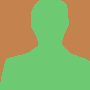 stilisiertes Portrait eines Manns